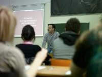 Wywiady nie tylko marketingowe, Vadim Makarenko - fot. Grzegorz Mikrut, 01