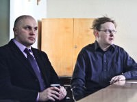 Spotkanie rozpoczynające semestr wiosenno-letni 2011/12 - fot. Grzegorz Mikrut, 120315-fb-id01