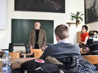Spotkanie rozpoczynające semestr wiosenno-letni 2011/12 - fot. Grzegorz Mikrut, 120315-fb-id02