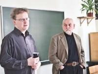 Spotkanie rozpoczynające semestr wiosenno-letni 2011/12 - fot. Grzegorz Mikrut, 120315-fb-id06