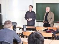 Spotkanie rozpoczynające semestr wiosenno-letni 2011/12 - fot. Grzegorz Mikrut, 120315-fb-id07