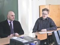 Spotkanie rozpoczynające semestr wiosenno-letni 2011/12 - fot. Grzegorz Mikrut, 120315-fb-id09