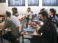 Spotkanie rozpoczynające semestr wiosenno-letni 2011/12 - fot. Grzegorz Mikrut, 120315-fb-id16
