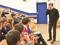 Spotkanie rozpoczynające semestr wiosenno-letni 2011/12 - fot. Grzegorz Mikrut, 120315-fb-id22