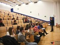 Spotkanie rozpoczynające semestr wiosenno-letni 2011/12 - fot. Grzegorz Mikrut, 120315-fb-id23