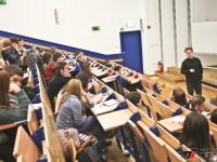 Spotkanie rozpoczynające semestr wiosenno-letni 2011/12 - fot. Grzegorz Mikrut, 120315-fb-id24