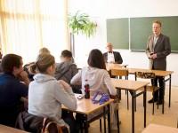 Janusz Korwin-Mikke o sztuce pisania felietonów - fot. Michał Rogala, img_2276