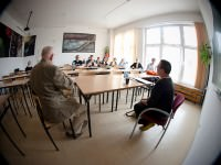 Lidia Ostałowska o sztuce tworzenia reportaży - fot. Michał Rogala, img_9280