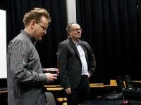 Paweł Lisicki - 23 marca 2014 r. - spotkanie autorskie i warsztaty dziennikarskie o sztuce pisania felietonów , img_1305_lisicki