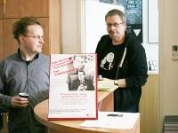 Tomasz Raczek - 5 kwietnia 2014 r. - spotkanie autorskie i warsztaty dziennikarskie o sztuce przeprowadzania wywiadów , img_2383_raczek