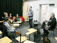 Tomasz Raczek - 5 kwietnia 2014 r. - spotkanie autorskie i warsztaty dziennikarskie o sztuce przeprowadzania wywiadów , img_2387_raczek