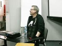 Tomasz Raczek - 5 kwietnia 2014 r. - spotkanie autorskie i warsztaty dziennikarskie o sztuce przeprowadzania wywiadów , img_2391_raczek